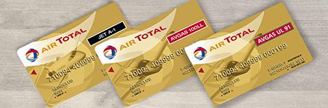 AirTotal Cards