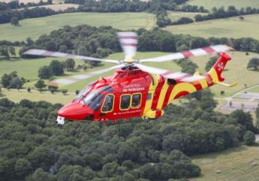 Air ambulances
