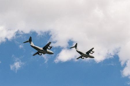 Emergency plane