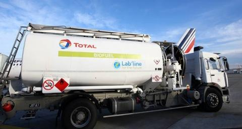 Biojet fuel TOTAL